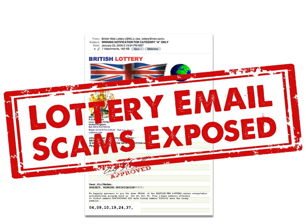 Beware of Lotto Scams – Woman Loses $10 000